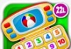 Kids Toy Phone Learning Games