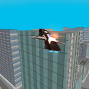 Flying Police Car San Andreas for PC Windows and MAC Free Download