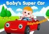 Baby Car Racing for PC Windows and MAC Free Download
