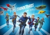 Thunderbirds Are Go Team Rush for PC Windows and MAC Free Download