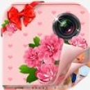 Girly Collage Maker Photo Grid