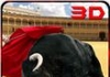Angry 3D Bull Arena Ataque Sim