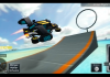 Flying Stunt Car Simulator 3D for PC Windows and MAC Free Download