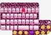 guepardo rosado 😼 Keyboard Theme