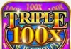 Triple 100x Pay Slot Machine