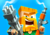 Pixel Arena Online: PvP Multiplayer Blocky Shooter