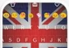 🇬🇧UK Emoji Keyboard Theme