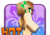 Hot girls minecraft skins
