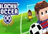 Blocky Soccer for PC Windows and MAC Free Download