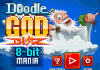 Doodle God 8-bit Mania Blitz PC / WINDOWS AND MAC