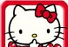 Hello Kitty Launcher & quot; de la cinta""