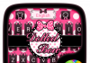 Dotted Bow GO Keyboard Theme