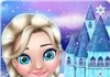 Ice Princess Doll House Games