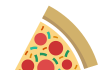 Baixar Slice Pizza Android App no ​​PC / Slice Pizza para PC