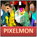 Descargar Pixelmon para Minecraft para PC / Pixelmon para Minecraft en PC