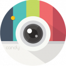 Download Candy Camera Android App for PC/ Candy Camera app on PC