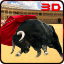 Download Angry Bull Attack Arena Sim 3D for PC/ Angry Bull Attack Arena Sim 3D on PC