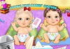 Download Sweet Baby Girl Twin Sisters for PC/Sweet Baby Girl Twin Sisters on PC