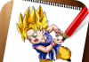 Descargar aprender a dibujar Dragon Ball Z para PC / aprender a dibujar Dragon Ball Z en PC