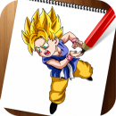 Download Learn To Draw Dragon Ball Z for PC/Learn To Draw Dragon Ball Z on PC