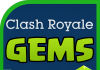 Gems for Clash Royale