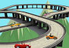 Highway Traffic corrida online