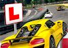 Driving School Test Car Racing