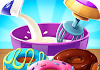 Make Donut – Kids Cooking Game
